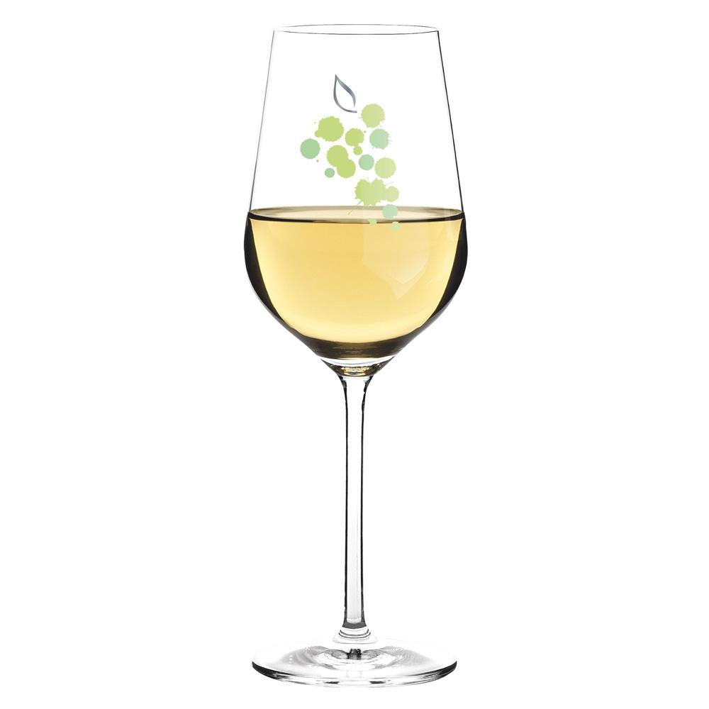 Designweinglas WHITE