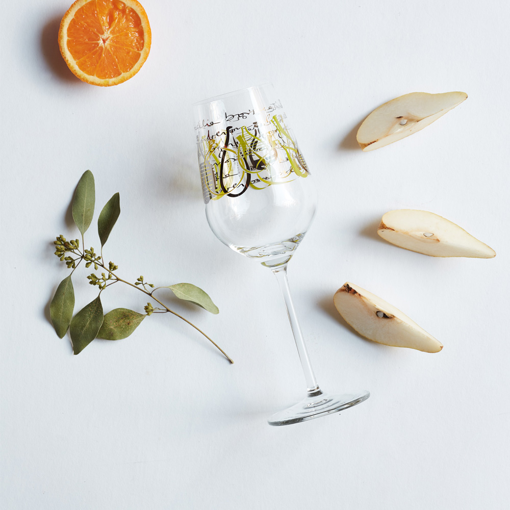 White Weißweinglas