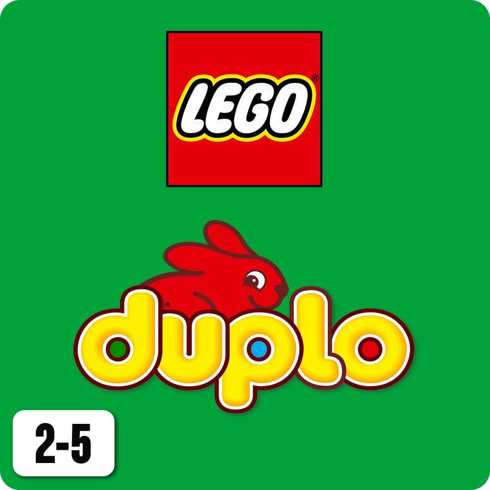 LEGO® DUPLO® Baustelle