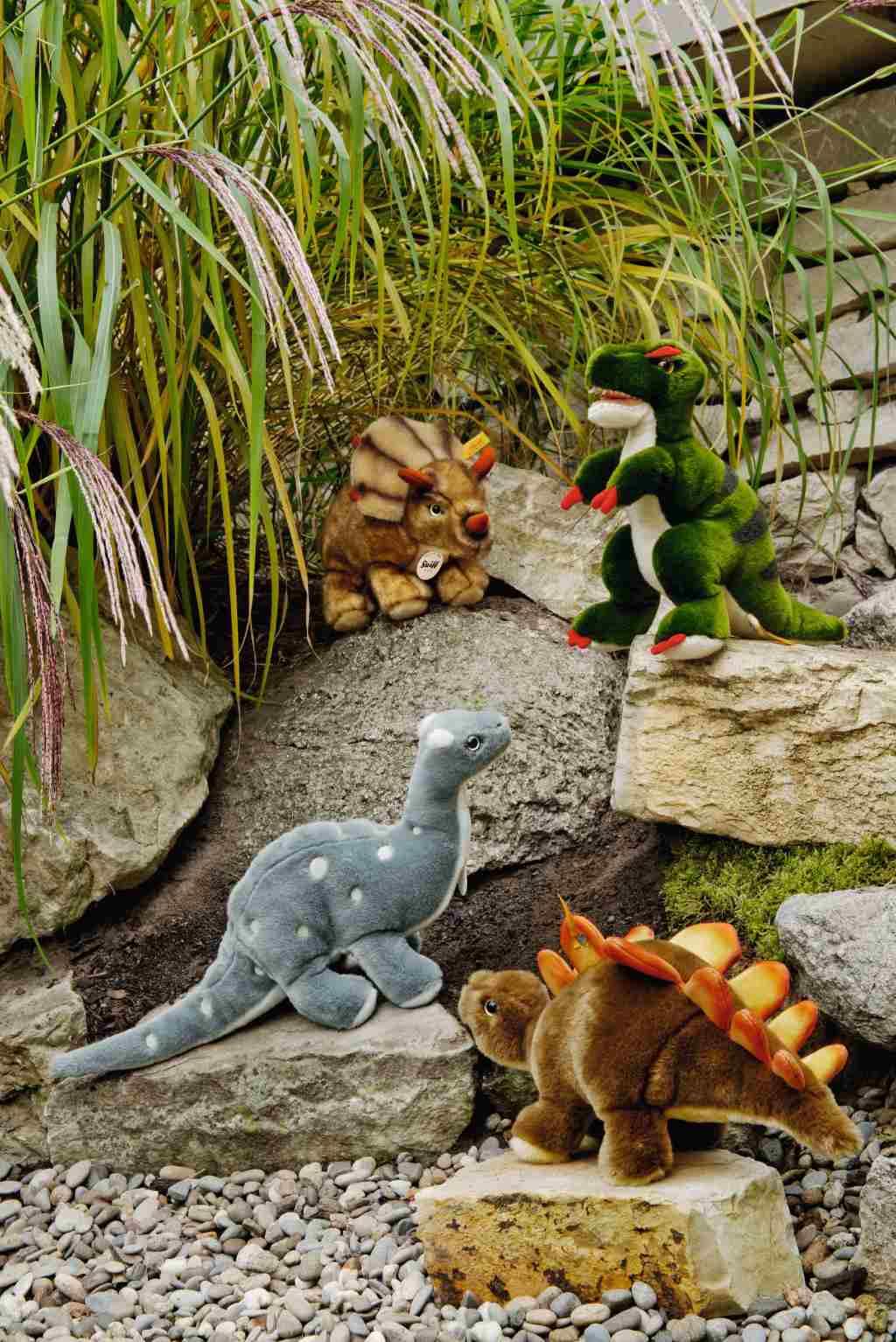 Fantasietiere, Dinosaurier