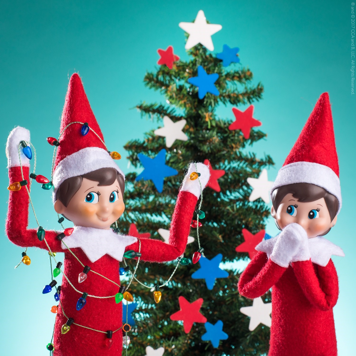 The ELF on the SHELF - eine märchenhafte Weihnachtstradition!