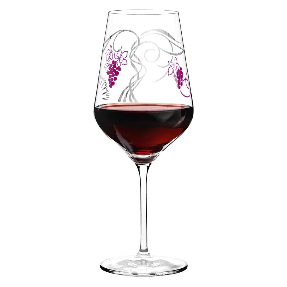 Designweinglas RED