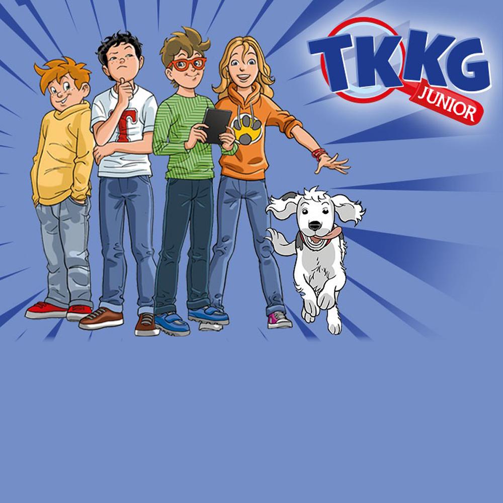 TKKG Junior Bücher