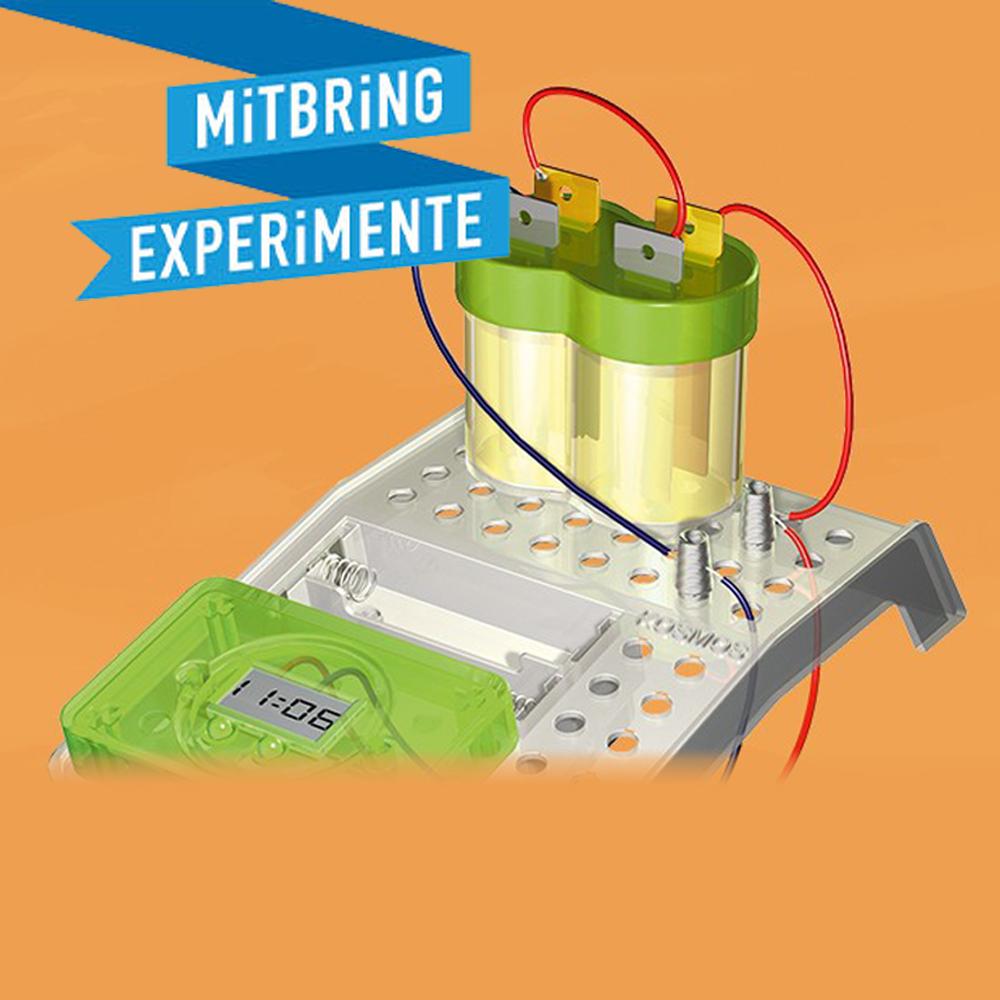 Mitbring- Experimente